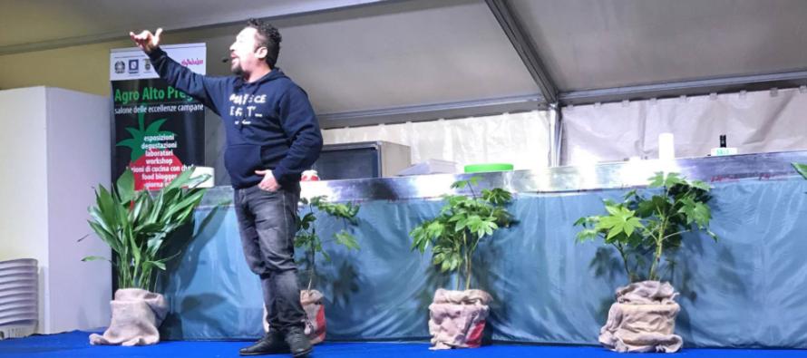 VIDEO   Agro Alto Pregio: Bolide da Made in Sud a Sarno