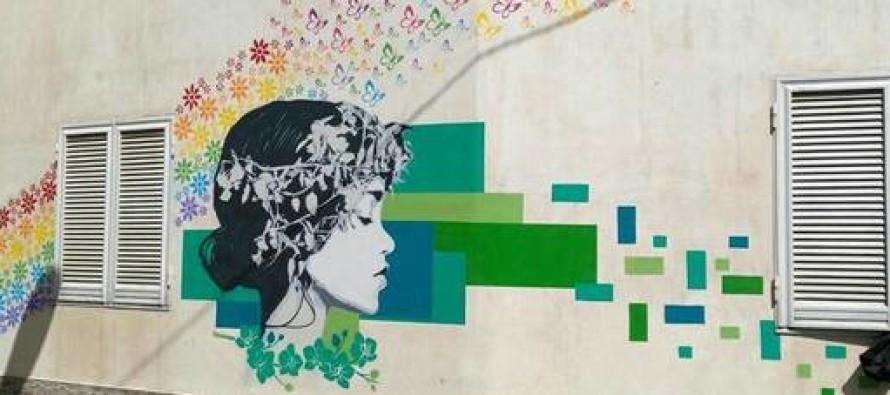 San Valentino Torio: il borgo come una tela. I murales incantano
