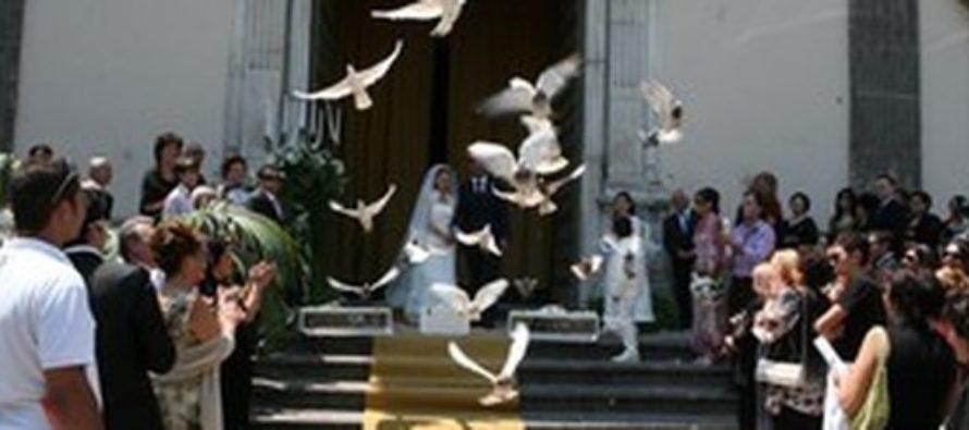 Colombe dei matrimoni finiscono  nelle palazzine popolari: l'allarme