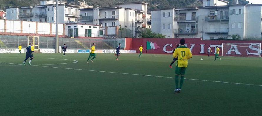 Intercampania, da padre in figlio gli Aufiero nel segno del gol