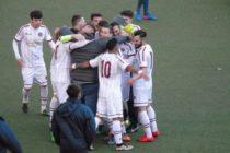 La Sarnese batte il Manfredonia con un 5-4 emozionante, importante per la salvezza.