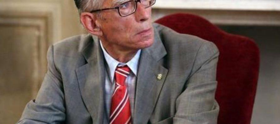 Sarno, cittadinanza onoraria a Pianesi per i suoi meriti scientifici ed umanitari
