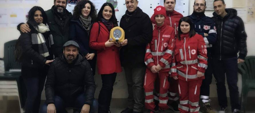 Biscotti solidali per un defibrillatore alla Croce Rossa