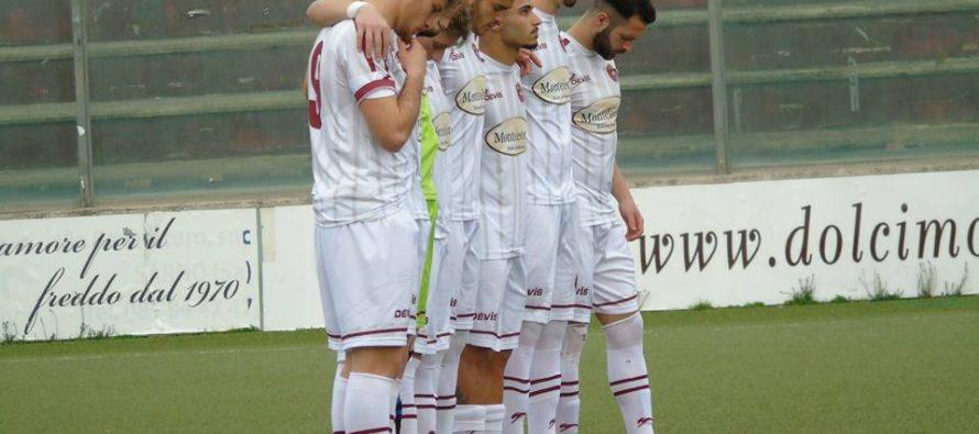 Sarnese, amara sconfitta casalinga col Taranto