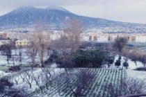 Gelo in Campania, scatta l'allerta: «Scorte di sale per la viabilità»
