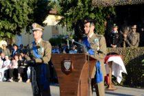 """Il Generale di Brigata Diodato Abagnara assume il Comando della """"GARIBALDI"""""""