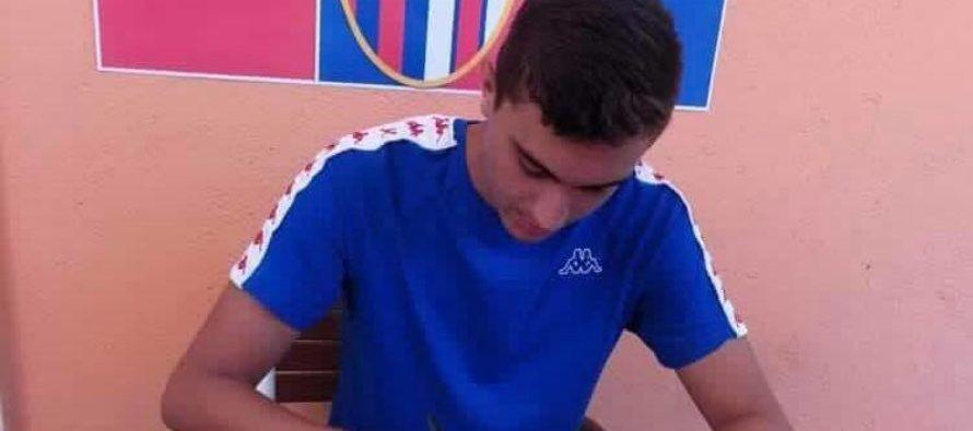 Alessio Pescicolo al Bologna Calcio