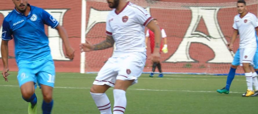 Coppa Italia, la Sarnese perde 2-0 col Portici