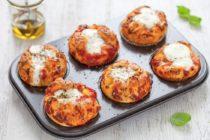 PiùGusto: Muffin di Pizza. La ricetta