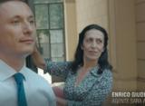 #nonlosapevo  Enrico Giudice, protagonista degli spot Sara su Rai e Mediaset