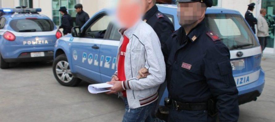 Droga ed estorsione: retata ed arresti
