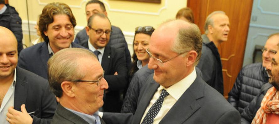 Michele Strianese è il nuovo Presidente della Provincia di Salerno.