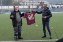 Luciano D'Amora, per tutti 'u milanese, compie 80 anni.