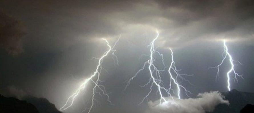 Maltempo: arrivano nuovi temporali. Previsto vento forte