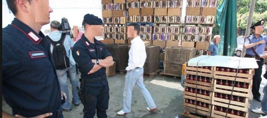 Pomodoro scaduto pronto per la vendita: denunciato imprenditore