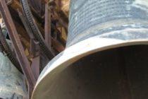 Ladri scatenati: rubata campana della chiesa