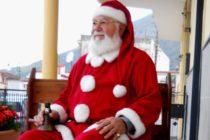 Il vero Babbo Natale vive a Sarno…