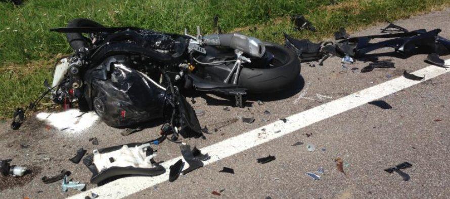 Travolge ed uccide un motociclista 33enne. Preso il pirata della strada