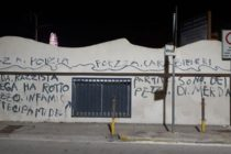 Lega: scritte e ordigni in sedi nel Salernitano