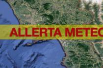 """Allerta Meteo Campania: domani criticità """"gialla"""" per piogge"""