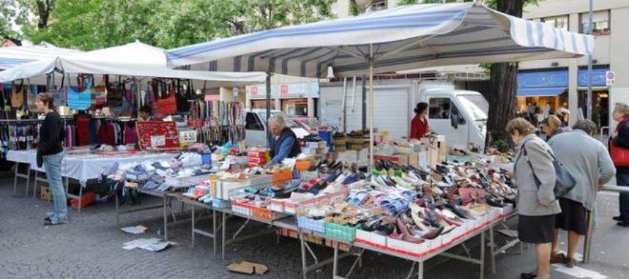 Tasse non pagate al mercato, recuperati 400 mila euro