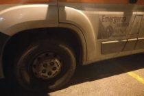Ambulanza manomessa all'ospedale, indagano i carabinieri