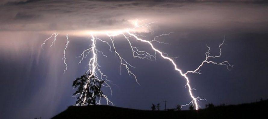 Allerta Meteo anche domani, 23 gennaio. Forti temporali e vento