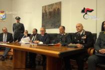 Corruzione: arrestati direttore Entrate Salerno, noto imprenditore ed ex collaboratore di giustizia