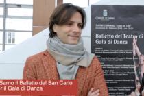 A Sarno il Balletto del San Carlo per il Gala di Danza