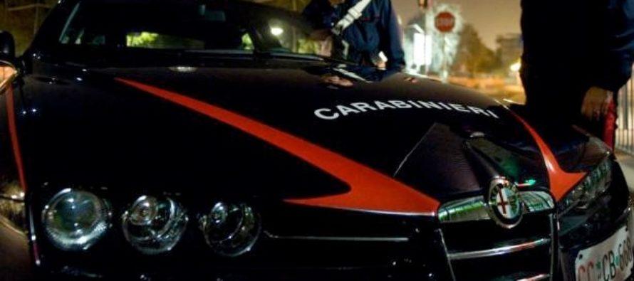 Salerno: furto aggravato in concorso, fermati sette extracomunitari
