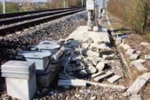 I furti di rame bloccano i treni, disagi e proteste
