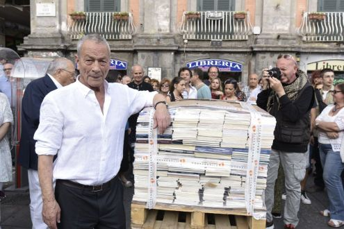 Napoli. Morto l'editore Tullio Pironti aveva 84 anni.
